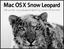 snow leopard postscript